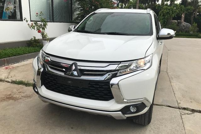 Mitsubishi Pajero Sport xả hàng còn 780 triệu đồng - SUV 7 chỗ rẻ nhất Việt Nam - Ảnh 1.