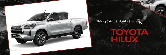 Toyota Hilux 2021 bảnh hơn với bộ bodykit hoàn toàn mới - Ảnh 4.