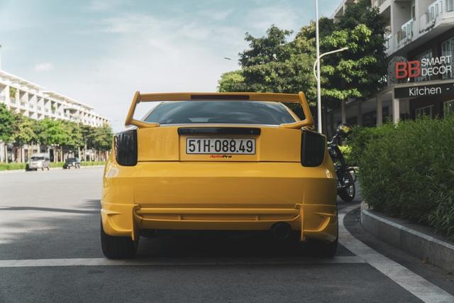 Khám phá Toyota Celica GT hàng hiếm tại Việt Nam của vlogger Andy Vu - Ảnh 7.