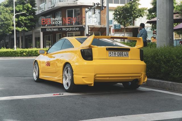 Khám phá Toyota Celica GT hàng hiếm tại Việt Nam của vlogger Andy Vu - Ảnh 6.