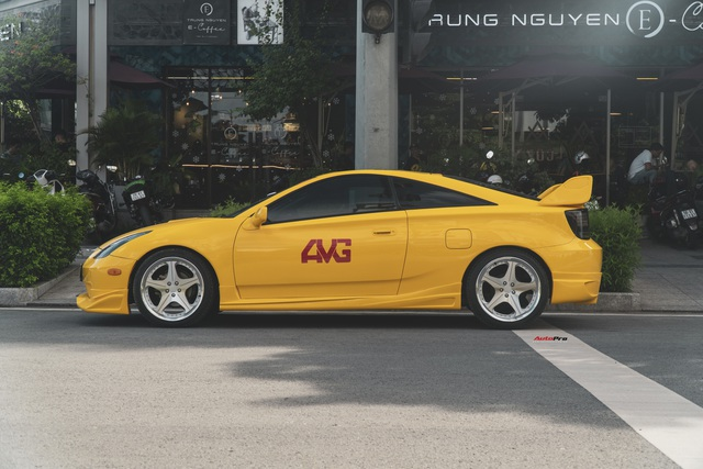 Khám phá Toyota Celica GT hàng hiếm tại Việt Nam của vlogger Andy Vu - Ảnh 4.