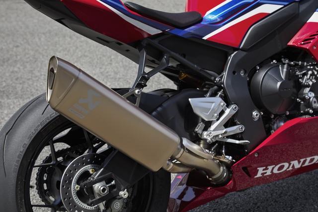 Honda CBR1000RR-R Fireblade ra mắt tại Việt Nam, giá bán ngang ngửa CR-V - Ảnh 8.