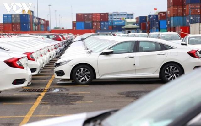 Giảm phí 50% trước bạ: Xe lắp ráp trong nước lấn át xe nhập khẩu - Ảnh 1.