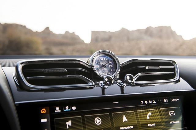 Siêu SUV nhanh nhất thế giới Bentley Bentayga Speed nâng cấp với những đỉnh cao mới cho giới nhà giàu - Ảnh 6.