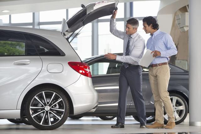 9 cách kiếm tiền của sale ô tô: Hóa ra bán xe có thể không phải thu nhập chính - Ảnh 3.