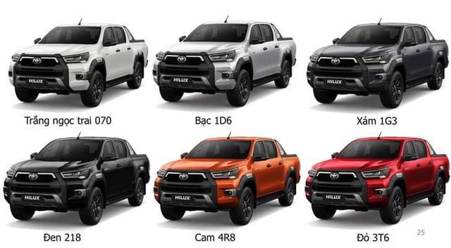 Lộ thông số Toyota Hilux 2021 sắp bán tại Việt Nam: Động cơ mạnh, thêm công nghệ an toàn tiên tiến đấu Ford Ranger - Ảnh 5.