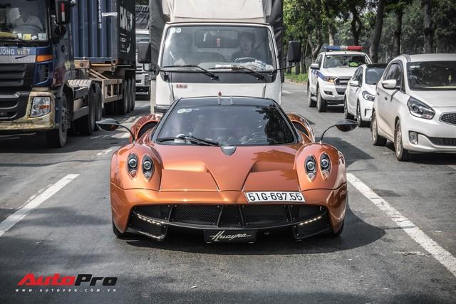 Điểm mặt những mẫu siêu xe đắt nhất Việt Nam trước khi Lamborghini Centenario Roadster về nước, ngả mũ trước độ chịu chơi của đại gia Việt - Ảnh 3.