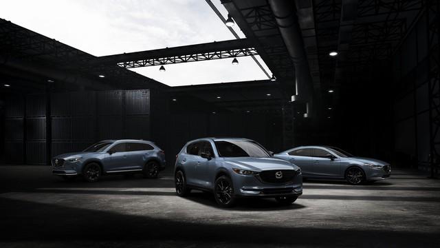 Mazda CX-5, CX-9 và Mazda6 tung phiên bản đặc biệt với dàn trang bị không hề tầm thường - Ảnh 1.