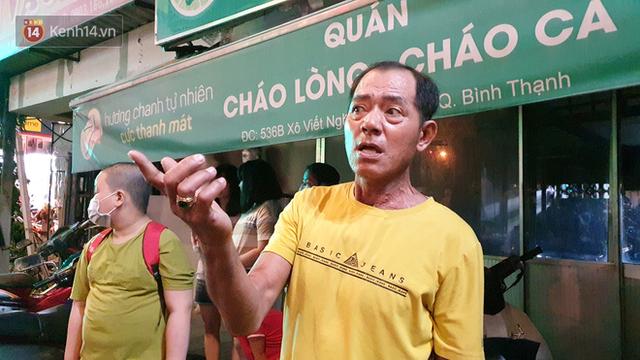 Nhân chứng kể lại giây phút kinh hoàng xe Camry tông hàng loạt xe máy ở Sài Gòn: Người bị thương nằm la liệt, chảy máu nhiều lắm - Ảnh 5.