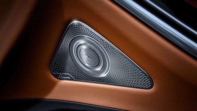 Trọn vẹn nội thất Mercedes-Benz S-Class đời mới qua bộ ảnh mãn nhãn: Ai cũng phải xuýt xoa - Ảnh 3.