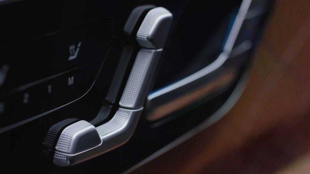 Trọn vẹn nội thất Mercedes-Benz S-Class đời mới qua bộ ảnh mãn nhãn: Ai cũng phải xuýt xoa - Ảnh 7.