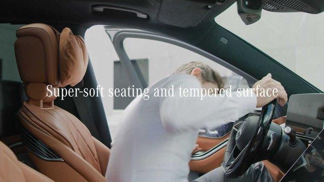 Trọn vẹn nội thất Mercedes-Benz S-Class đời mới qua bộ ảnh mãn nhãn: Ai cũng phải xuýt xoa - Ảnh 9.
