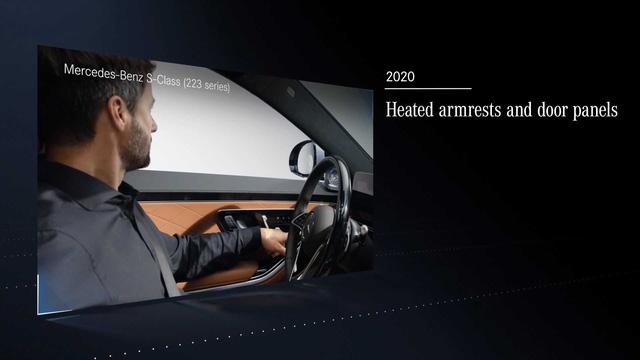 Trọn vẹn nội thất Mercedes-Benz S-Class đời mới qua bộ ảnh mãn nhãn: Ai cũng phải xuýt xoa - Ảnh 16.