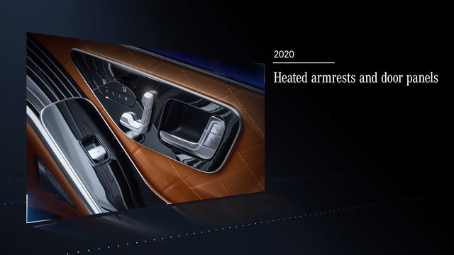 Trọn vẹn nội thất Mercedes-Benz S-Class đời mới qua bộ ảnh mãn nhãn: Ai cũng phải xuýt xoa - Ảnh 17.