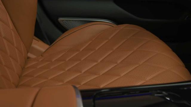 Trọn vẹn nội thất Mercedes-Benz S-Class đời mới qua bộ ảnh mãn nhãn: Ai cũng phải xuýt xoa - Ảnh 20.