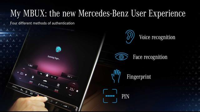 Trọn vẹn nội thất Mercedes-Benz S-Class đời mới qua bộ ảnh mãn nhãn: Ai cũng phải xuýt xoa - Ảnh 32.