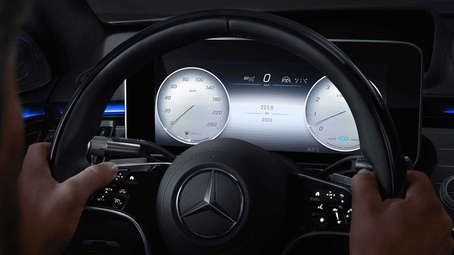 Trọn vẹn nội thất Mercedes-Benz S-Class đời mới qua bộ ảnh mãn nhãn: Ai cũng phải xuýt xoa - Ảnh 33.