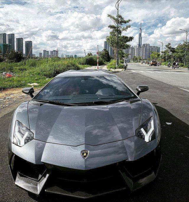 Chia tay doanh nhân Đà Nẵng, Lamborghini Aventador trở về màu nguyên bản để tìm kiếm chủ nhân tiếp theo - Ảnh 3.