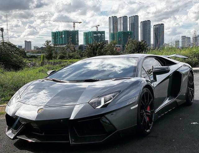 Chia tay doanh nhân Đà Nẵng, Lamborghini Aventador trở về màu nguyên bản để tìm kiếm chủ nhân tiếp theo - Ảnh 4.