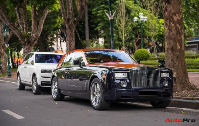 Thánh địa siêu xe Hà Thành tấp nập trở lại với loạt siêu xe, xe sang có giá trị cả trăm tỷ đồng - Ảnh 8.