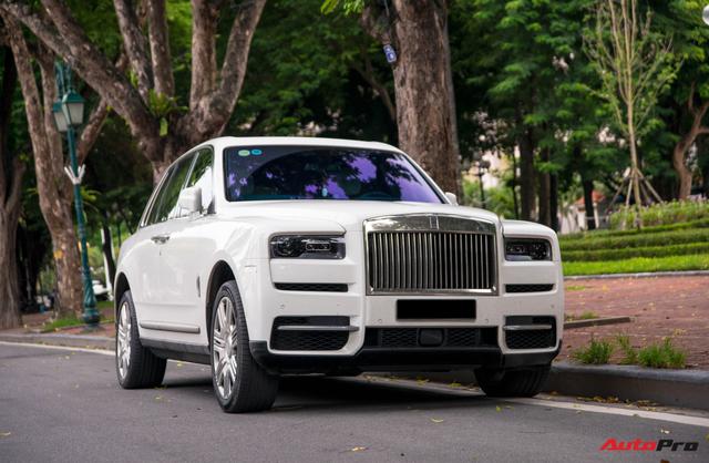 Thánh địa siêu xe Hà Thành tấp nập trở lại với loạt siêu xe, xe sang có giá trị cả trăm tỷ đồng - Ảnh 9.