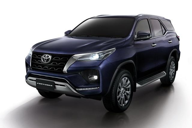 Lộ thông số Toyota Fortuner 2021 sắp bán tại Việt Nam: Động cơ mạnh, lắp ráp trong nước, quyết lấy lại ngôi vua SUV 7 chỗ - Ảnh 4.
