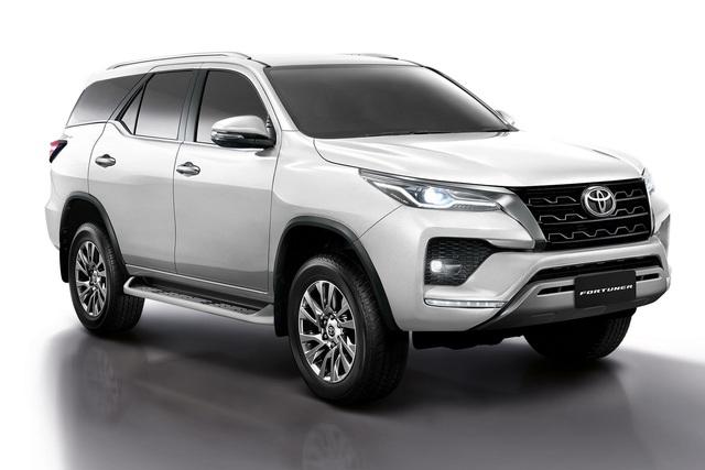 Lộ thông số Toyota Fortuner 2021 sắp bán tại Việt Nam: Động cơ mạnh, lắp ráp trong nước, quyết lấy lại ngôi vua SUV 7 chỗ - Ảnh 1.