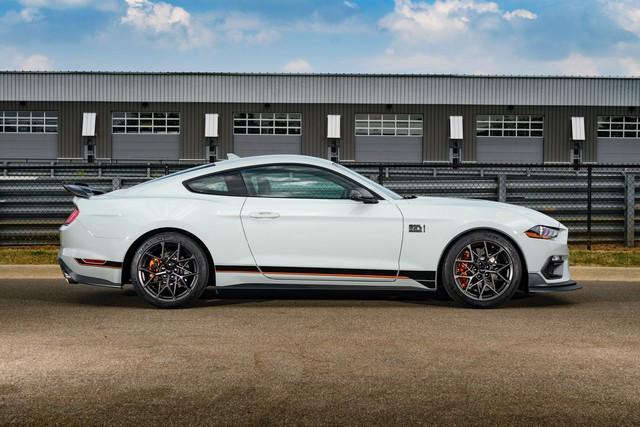 Ford Mustang hoàn toàn mới sẽ ra mắt vào năm 2022 - Ảnh 2.