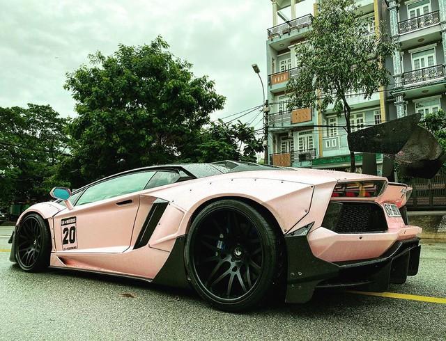 Rộ tin doanh nhân Đà Lạt chia tay siêu phẩm Lamborghini Aventador độ Liberty Walk phiên bản giới hạn - Ảnh 5.