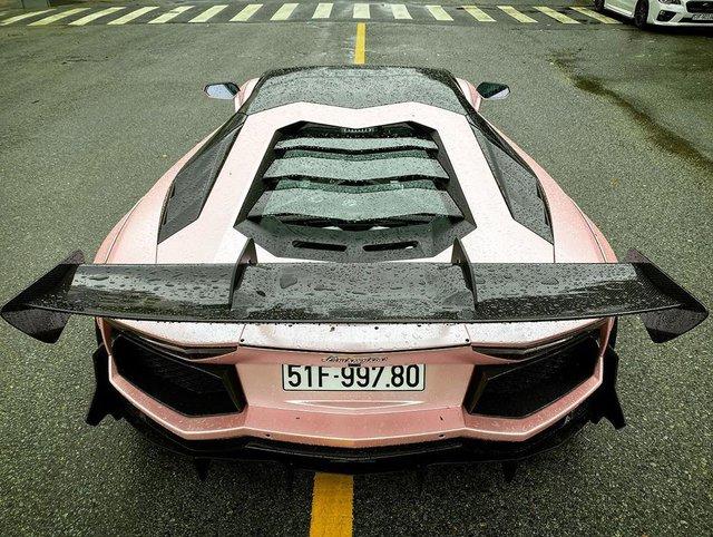 Rộ tin doanh nhân Đà Lạt chia tay siêu phẩm Lamborghini Aventador độ Liberty Walk phiên bản giới hạn - Ảnh 6.