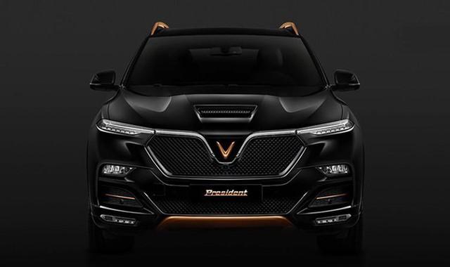 VinFast President nhận cọc 100 triệu đồng tại đại lý: Hé lộ thêm chi tiết mới, giá sẽ ngang Lexus LX 570 - Ảnh 1.