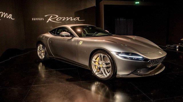 Ferrari quyết không làm siêu xe xăng pha nhớt với 2 mẫu này - Ảnh 1.