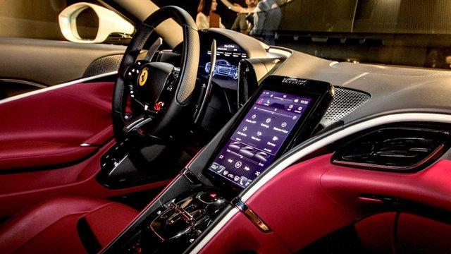 Ferrari quyết không làm siêu xe xăng pha nhớt với 2 mẫu này - Ảnh 3.