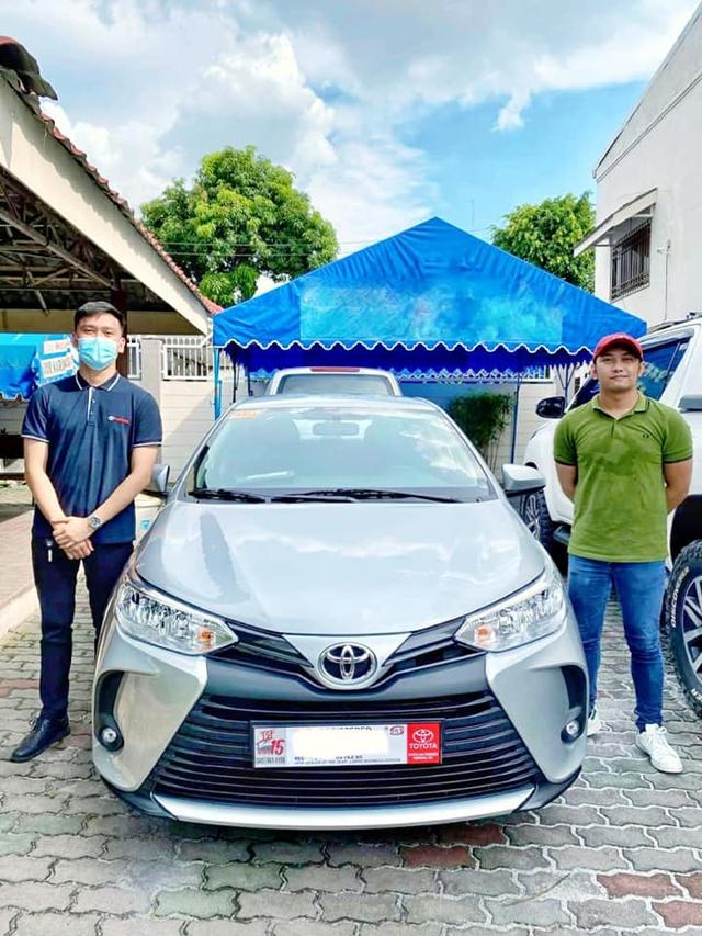 Chi tiết Toyota Vios 2021 tại đại lý: Đầu đẹp như Camry, đáng để người Việt chờ đợi - Ảnh 2.