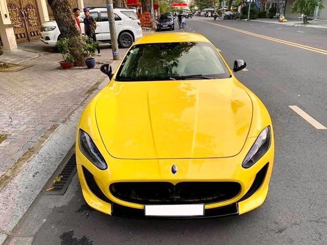 Mỗi năm chạy chỉ 3.000 km, hàng hiếm Maserati Granturismo hơn 10 năm tuổi chào bán với giá 2,5 tỷ đồng - Ảnh 2.