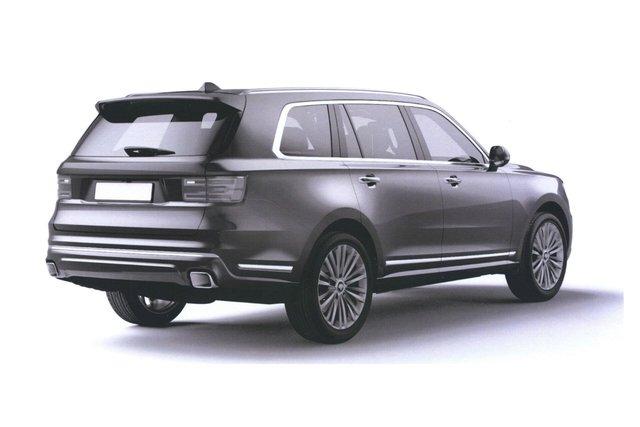 Lộ diện SUV siêu sang mới với thiết kế y đúc Rolls-Royce - Ảnh 2.