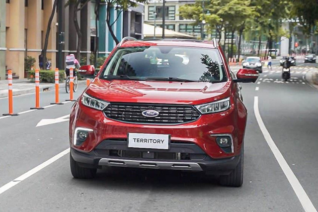 Ford Territory rục rịch về Việt Nam, đối đầu Honda CR-V: SUV thế chân Escape với nguồn gốc gây chú ý - Ảnh 6.