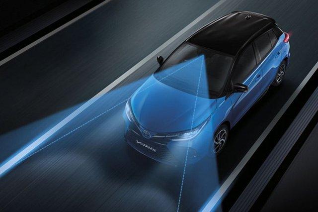 Ra mắt Toyota Yaris 2021: Đầu như Camry, có chi tiết gần giống Corolla Cross - Ảnh 2.