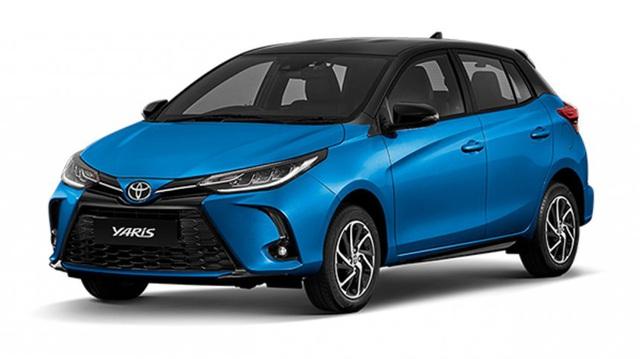 Ra mắt Toyota Yaris 2021: Đầu như Camry, có chi tiết gần giống Corolla Cross
