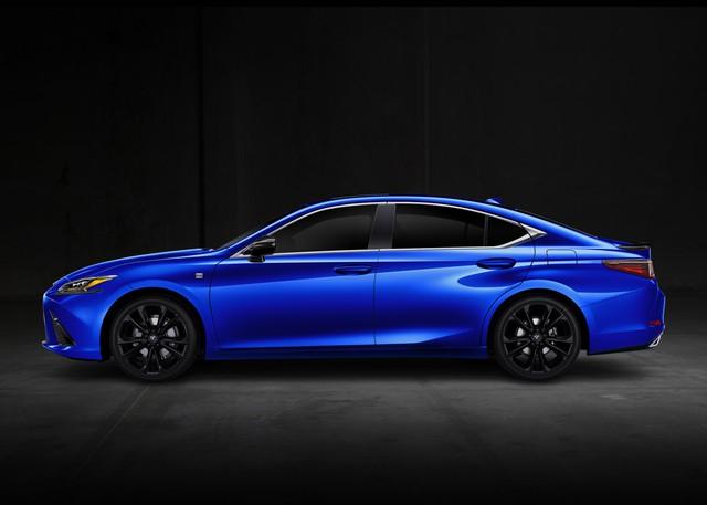 Lexus ES 2021 ra mắt - Đối đầu Mercedes E-Class và BMW 5-Series - Ảnh 6.