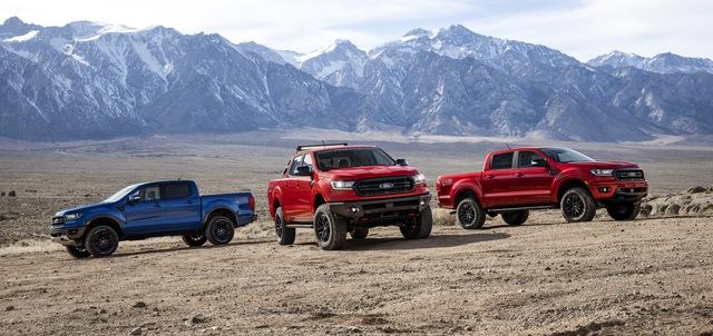 Ford đang phát triển một phiên bản Ranger lấy ý tưởng từ đàn anh F-Series Super Duty Tremor - Ảnh 1.