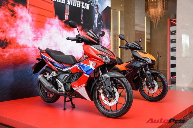 Honda giới thiệu Winner X mới: Giá bán không đổi, nhiều người thất vọng - Ảnh 5.