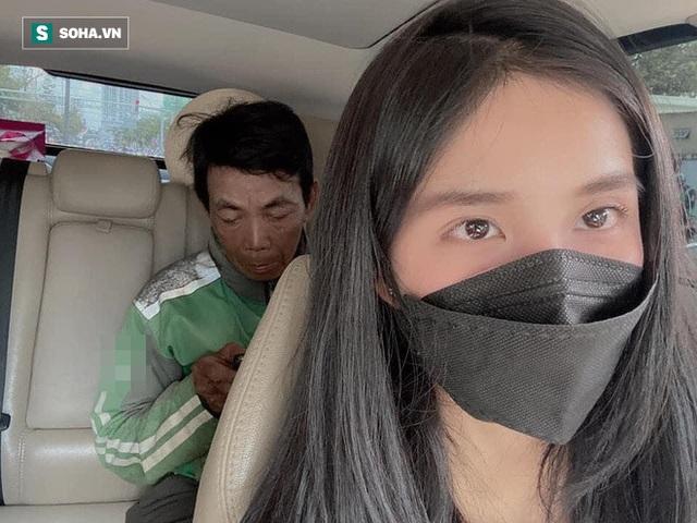 Danh tính cô gái Sài Gòn ra tay giúp đỡ, đưa người xe ôm nghèo đi mua điện thoại mới - Ảnh 3.