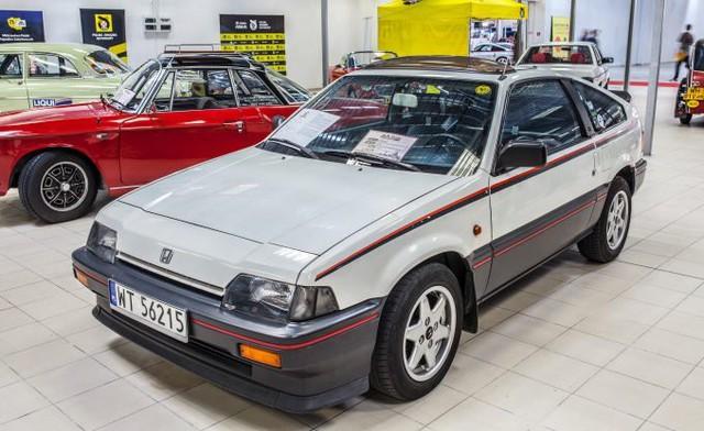 Top 10 mẫu xe tuyệt vời nhất của Honda - Ảnh 3.
