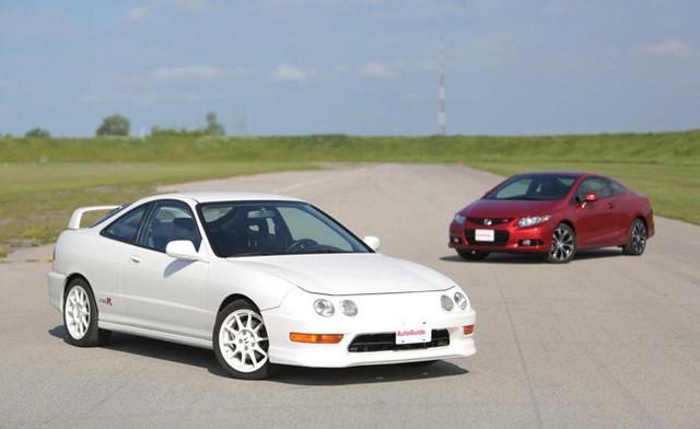Top 10 mẫu xe tuyệt vời nhất của Honda - Ảnh 7.