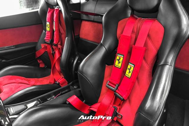 Đổi chủ, Ferrari 458 Italia cũ của Tống Đông Khuê lên màu áo mới - Ảnh 3.