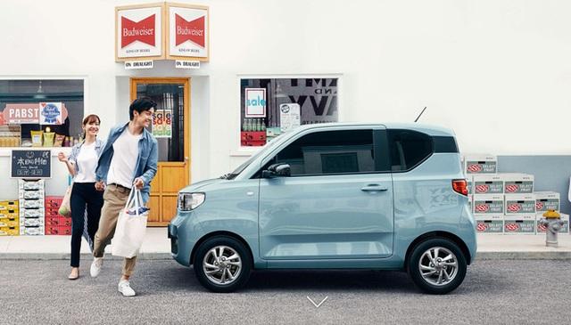 Cận cảnh ô tô điện giá 96 triệu đồng của Trung Quốc, nhái Kia Morning - Ảnh 4.