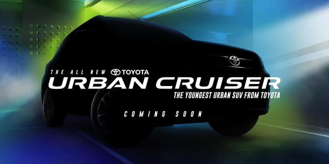 Tiểu Toyota Land Cruiser nhận đặt cọc dù chưa ra mắt: Hứa hẹn giá rẻ, đấu Kia Sonet - Ảnh 1.