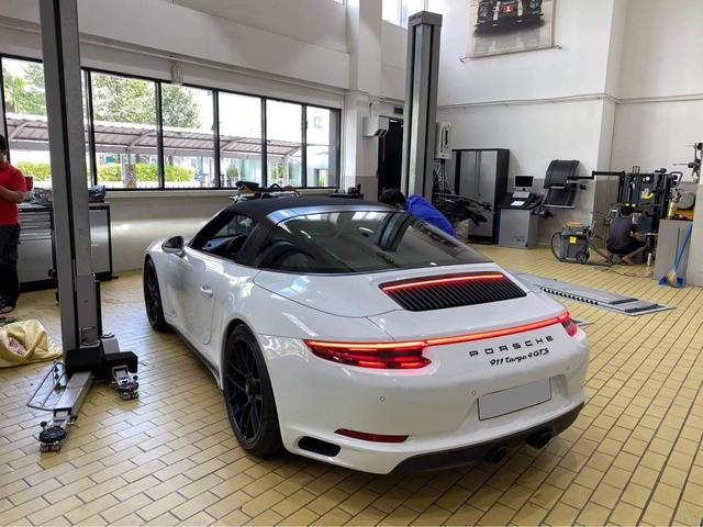 Doanh nhân Đà Lạt bất ngờ chia tay Porsche 911 Targe 4 GTS độc nhất Việt Nam sau 4 tháng tậu xe - Ảnh 1.