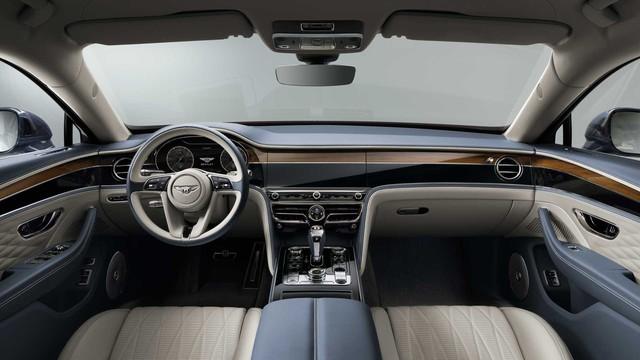 Bentley Flying Spur 2020 tại Việt Nam hé lộ chi tiết mới, tưởng chừng chỉ có trên Rolls-Royce - Ảnh 3.